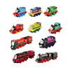托马斯和朋友男孩小火车玩具 十辆装世界友谊礼盒 FWX30 140元