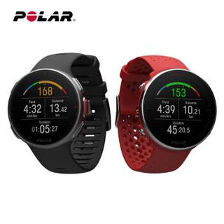 POLAR 博能 Vantage M 运动手表 (M/L、黑色)