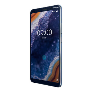 NOKIA 诺基亚 9 PureView 智能手机(6GB+128GB、全网通、宇宙蓝)