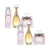 Dior 迪奥 香水小样3件套礼盒(真我 5ml+甜心 5ml+魅惑 5ml)