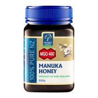 manuka health 蜜纽康 400+麦卢卡500g
