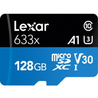 Lexar 雷克沙 633X MicroSDXC TF存储卡