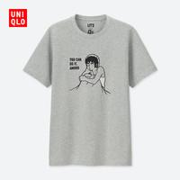 UNIQLO 优衣库 GUNDAM 40th 420024 印花T恤