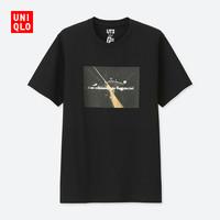 男装 (UT) GUNDAM 40th印花T恤(短袖) 420023 优衣库UNIQLO