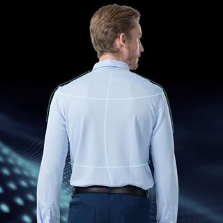 FIBER SECRET 纤维密码 衬衫 (L码、天蓝色)