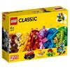 LEGO乐高 Classic经典创意系列 11002 基础积木套装 *2件 269.3元包邮包税(合134.65元/件)