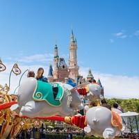 周末通用不加价!全国多地-上海迪士尼套餐 (包机票+酒店+门票)