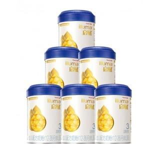 Wyeth 惠氏 启赋 illuma 婴幼儿奶粉 3段 900克 6罐装