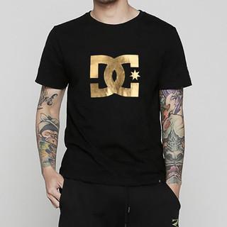 DCSHOECOUSA运动T恤男新款纯棉短袖GDYZT03204-XKKY 无袖标
