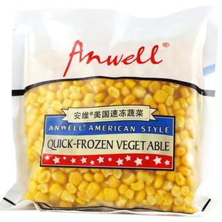 Anwell 安维 美国进口 甜玉米粒 300g *10件