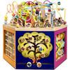 比乐B.Toys青年大学活动迷宫串珠早教益智儿童玩具大型百宝箱 1259元