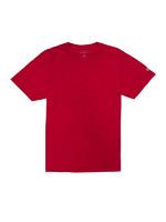 champion 冠军 情侣款 纯色修身基础款经典 T恤 短袖 T425RR红色 *7件