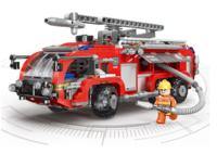 XINGBAO 星堡积木 XB-03028 机场消防车