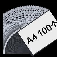 CHENGNA 诚纳 文件袋 A4/11孔 100页/包