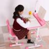 缘诺亿可升降学生学习课桌椅套装 698元