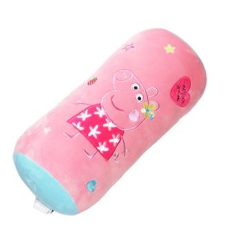 Peppa Pig 小猪佩奇 儿童长条沙发抱枕睡枕