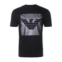 [支持自提]EMPORIO ARMANI 男士经典鹰标短袖T恤衫 3G1T67 1JSTZ