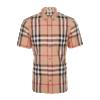 [支持自提]BURBERRY巴宝莉 新品男款梭织格纹短袖衬衫4015428 1599元