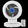 日本IRIS/爱丽思电风扇台式空气循环扇家用涡轮对流电扇台扇静音 259元