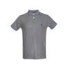 U.S. POLO ASSN. 美国马球协会 男款短袖POLO 灰色 95.04元