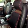 迪普尔 汽车头枕腰靠垫腰垫座椅护腰枕靠背靠记忆棉司机腰部支撑车内用品黑色头枕+腰靠一套 98元(需用券)