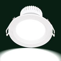 雷士照明(NVC)筒灯 led筒灯天花灯 4W(开孔75mm)白色灯面5700K白光
