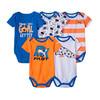PUMA 彪马 0-9个月 男宝宝包屁连体衣 多色 5件套 *2件 154.6元(需用券,合77.3元/件)