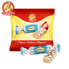 俄罗斯进口slavyanka鲜奶糖巧克力威化糖果500g喜糖休闲零食 13.9元