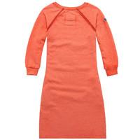 Superdry 极度干燥 女士裂纹印花聚酯纤维T恤连衣裙 SG80002FO