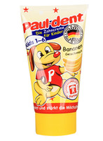 Paul-Dent 宝儿德 宝宝牙膏 50g 香蕉味