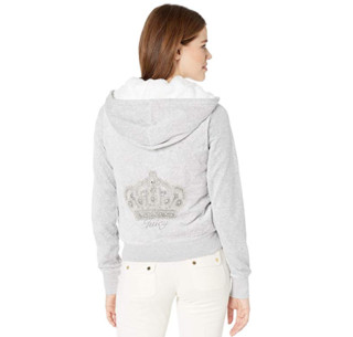 Juicy Couture 橘滋 Track Velour 女式外套