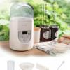日本爱丽思EFEEL IYM-012C小型自制酸奶机家用自动酵素机纳豆机 139元