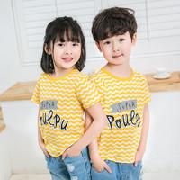 嘟棉 童装 儿童短袖T恤