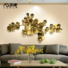 现代立体壁饰创意墙面装饰品客厅玄关餐厅背景墙样板房金属挂件 1288元