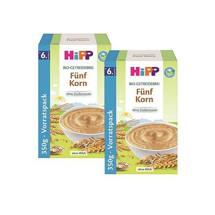 HIPP 喜宝 五谷杂粮米粉 350g
