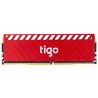 Tigo 金泰克 烈焰风暴系列 X3 DDR4 2666 8GB 台式机内存条