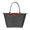 Longchamp/珑骧 女士尼龙单肩包手提包1899大号 378元