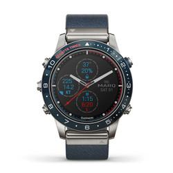GARMIN 佳明 MARQ-Captain-航海家 运动智能手表