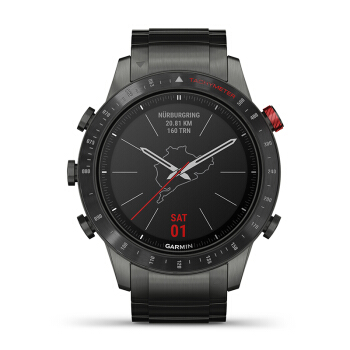 GARMIN 佳明 MARQ-Drive-赛车手 运动智能手表