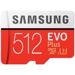 SAMSUNG 三星 EVO Plus 升级版+ MicroSD卡 512GB
