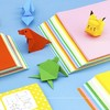 M&G 晨光 120*120mm正方形彩色折纸 8色 80张 送2本便利贴/200张 1.9元包邮(需用券)