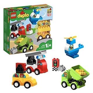 中亚prime会员 : LEGO 乐高 得宝系列 10886 我的创意汽车收藏馆