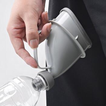 Haggis 车载移动小便器 应急尿壶 男女通用 *2件