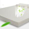 清幽雅 竹乳胶床垫泰国进口天然乳胶床垫 5cm10cm
