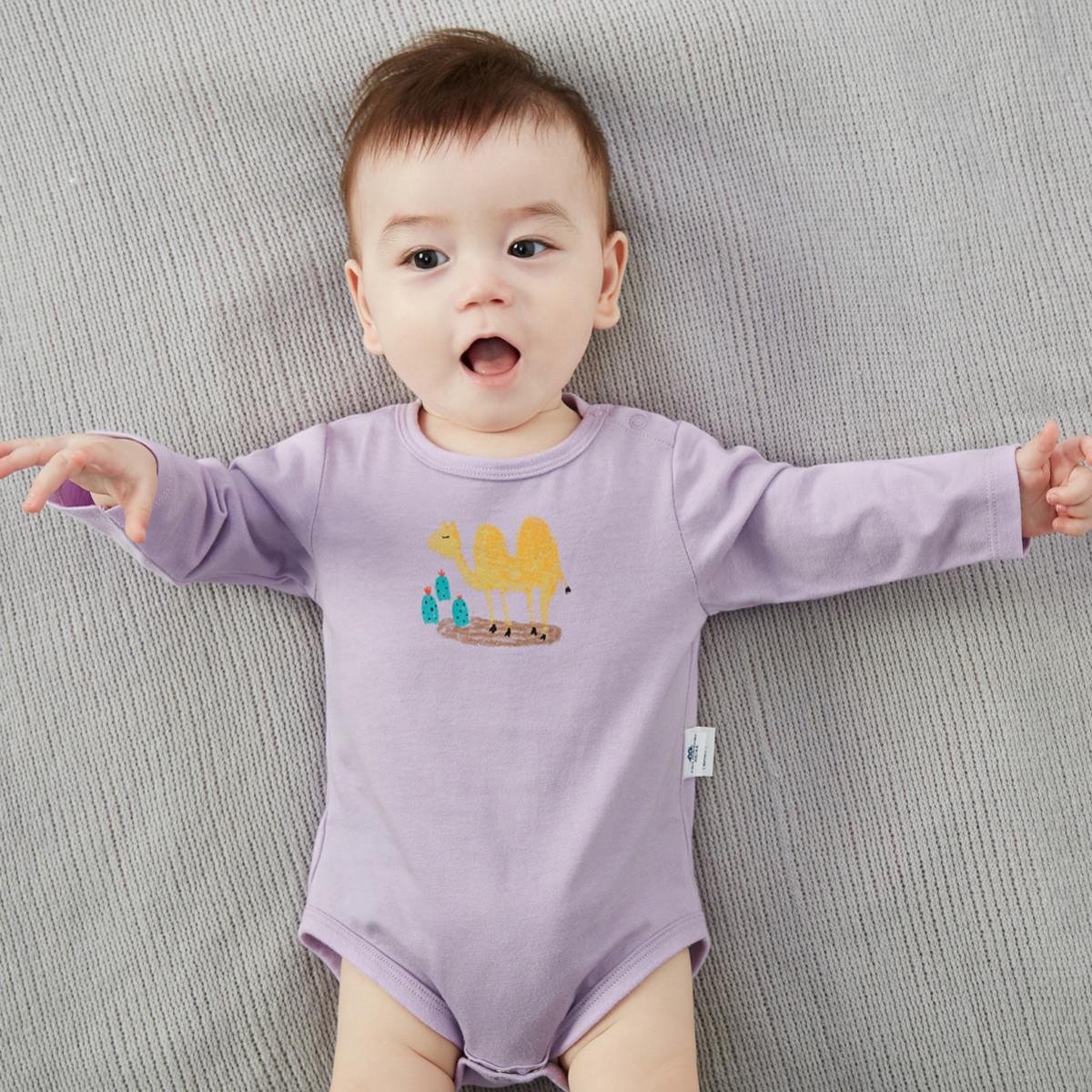 Mini Balabala 迷你巴拉巴拉 婴儿连体衣