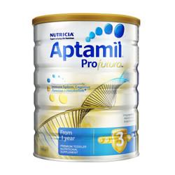 Aptamil 爱他美 白金版 婴幼儿奶粉 3段 900g *2件