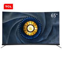 TCL 65Q7 65英寸 曲面 4K 液晶电视