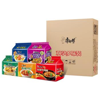Tingyi 康师傅 混合味组合装方便面 25袋