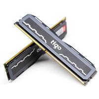 tigo 金泰克 贪狼星 DDR4 2666 台式机内存条 8GB