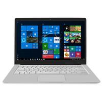 jumper 中柏 EZbookS4 8128 14英寸二合一平板电脑 (银色  Intel 赛扬四核 N4100  5GB  512GB)